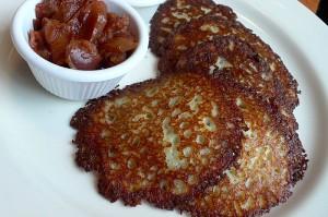 Hanukkah Potato Latkes