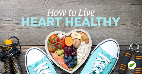 live a heart healthy life
