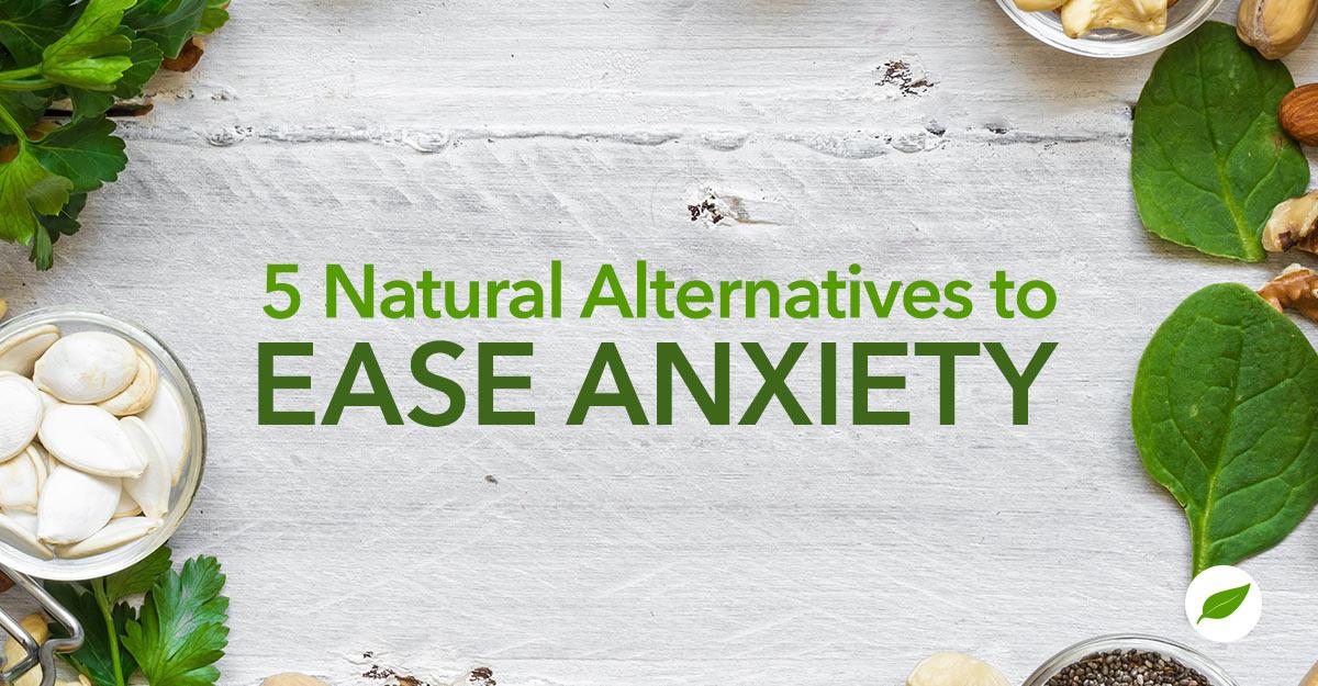 Anxiety-Alternatives