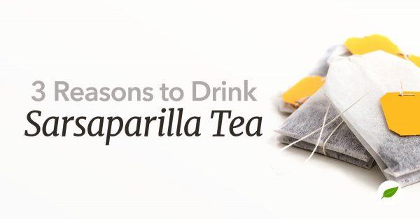 Sarsaparilla-Tea
