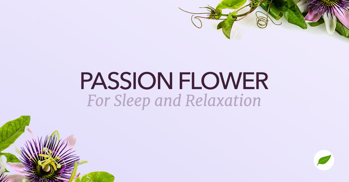 passion-flower-extract-sleep-relaxation