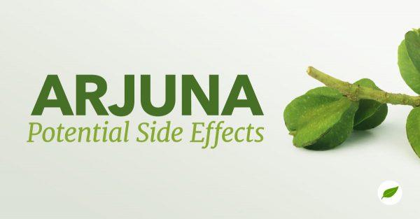arjuna side effects