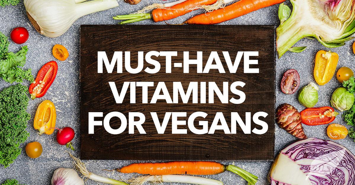 vitamins for vegans