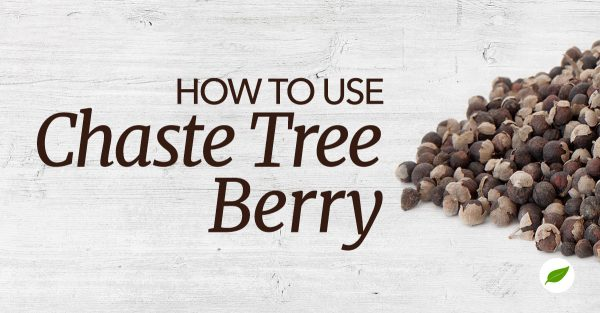 chaste tree berry uses