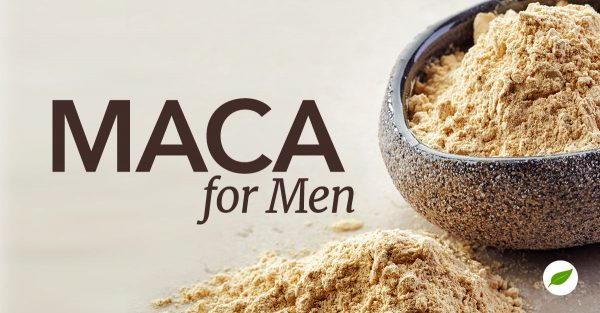 maca benefits for men