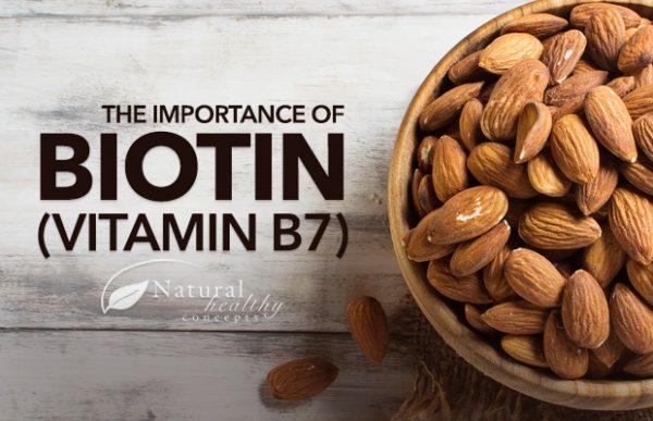 Importance-Biotin-Benefits