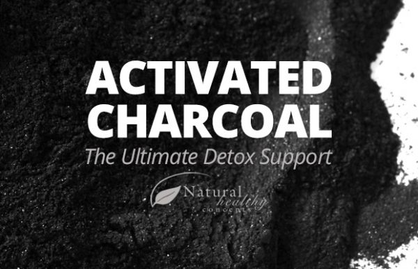 Activated charcoal helps the body eliminate toxins naturally. Order yours today!