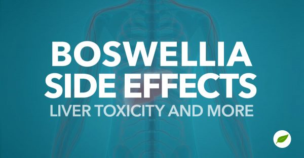boswellia side effects liver