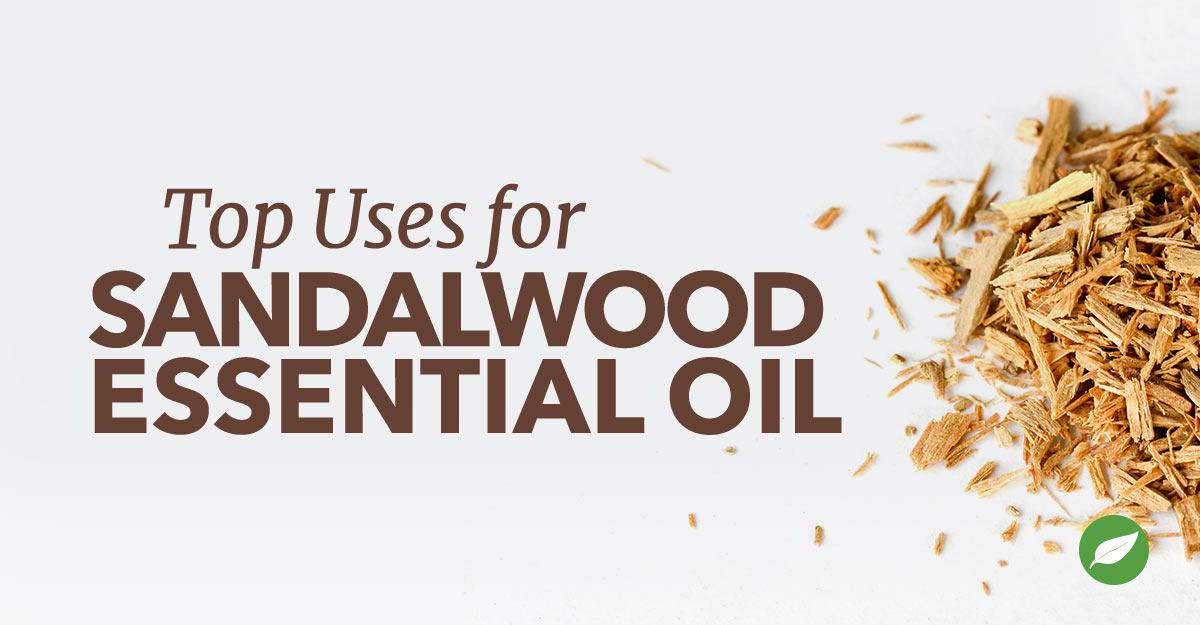 sandalwood essential oil uses