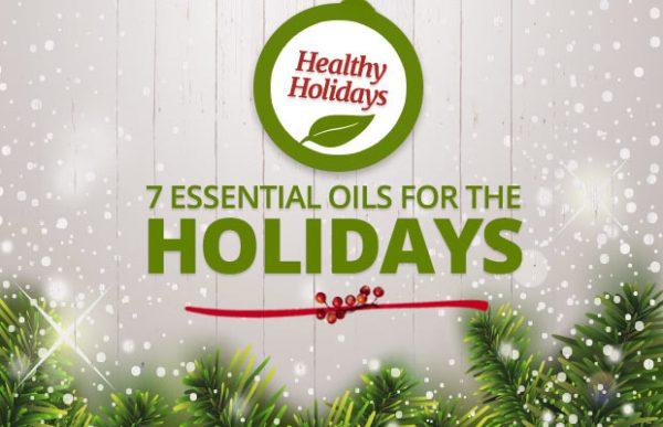 aromatherapy holidays