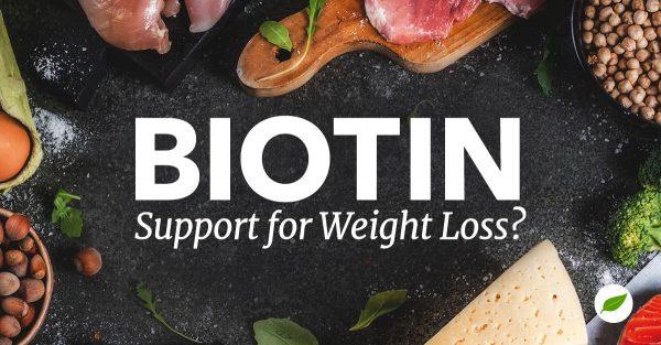 Biotin Weight Loss