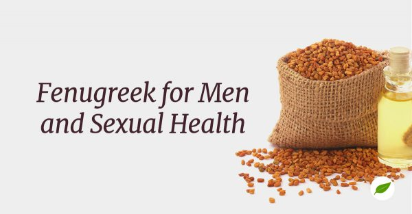 fenugreek for men