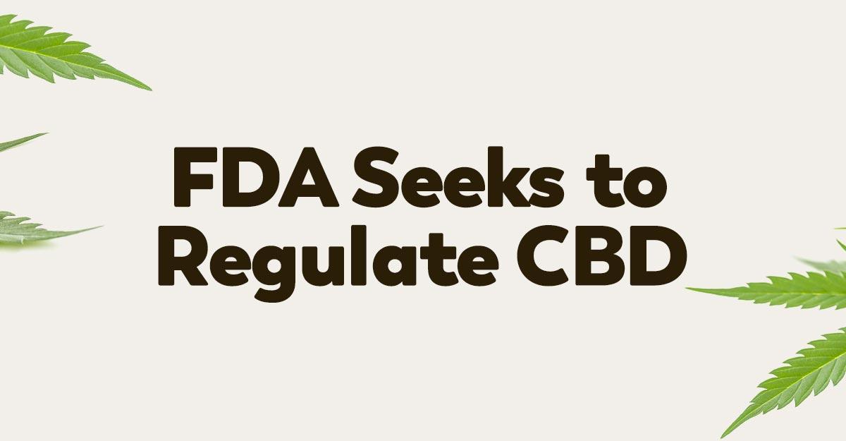 FDA regulations on CBD