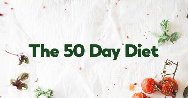 50 day diet