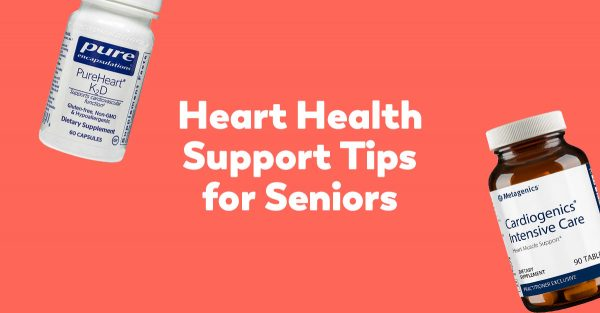 heart health tips for seniors