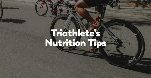 triathletes nutrition