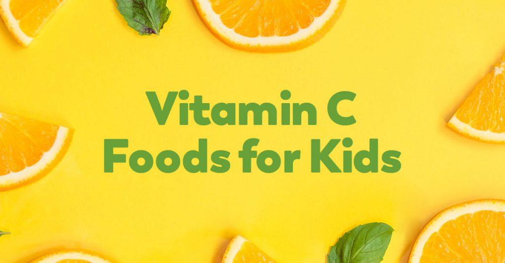 vitamin C foods for babies