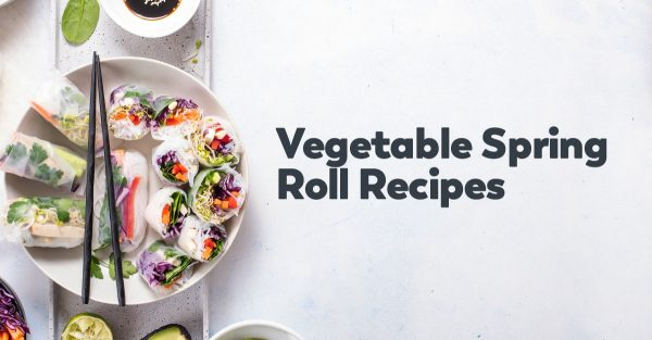 vegetable-spring-rolls-recipes