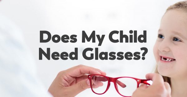 does my child need glasses