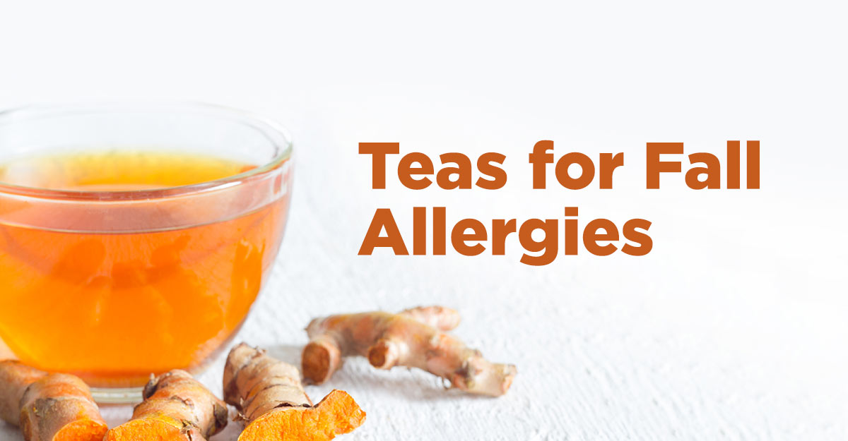 tea-for-fall-allergies