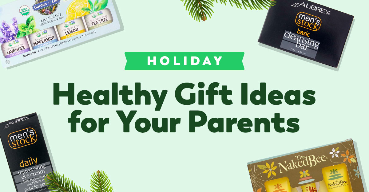 holiday gift ideas for parents