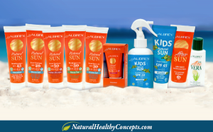 Aubrey Natural Sun Care
