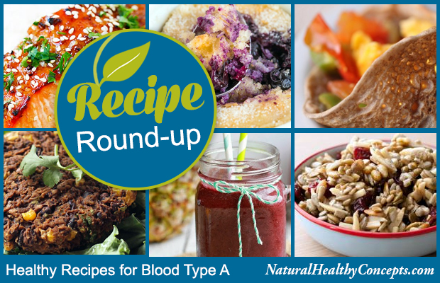 Blood-Type-A-Recipes
