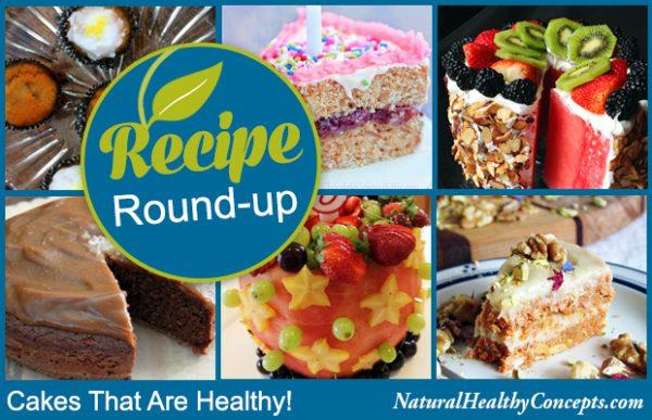 healhty cake recipes
