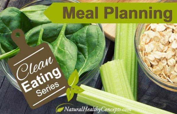 clean eating series meal planning