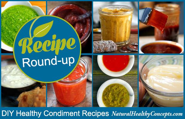 Condiment-Recipes