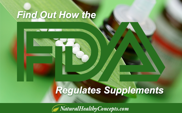 FDA-Regulates-Supplements