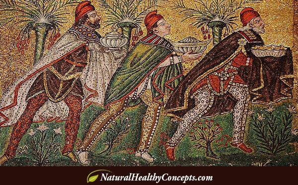Frankinsence and Myrrh