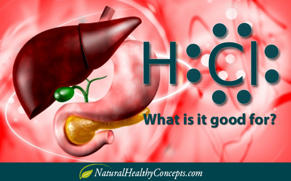 Healthy HCL Levels