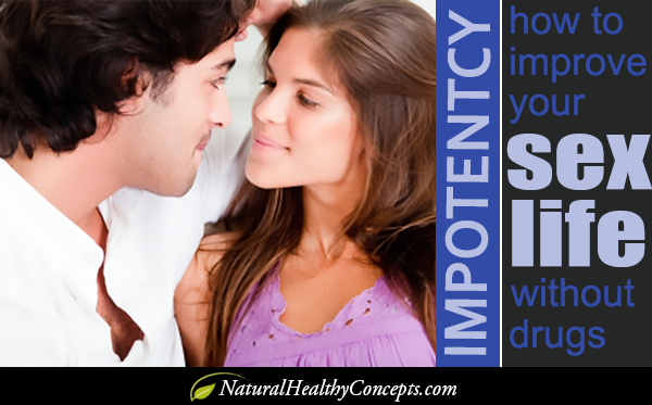 Impotency Natural Help