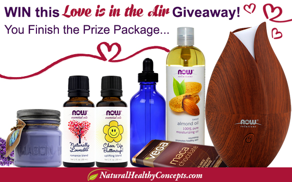 Love-in-the-air giveaway