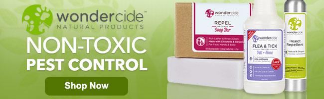 shop wondercide for natural flea & tick control
