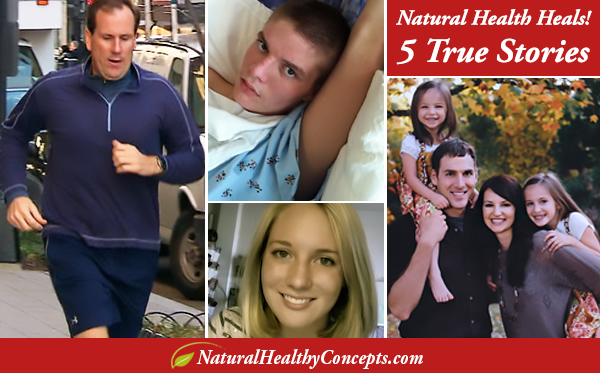 Natural-Health Success Stories