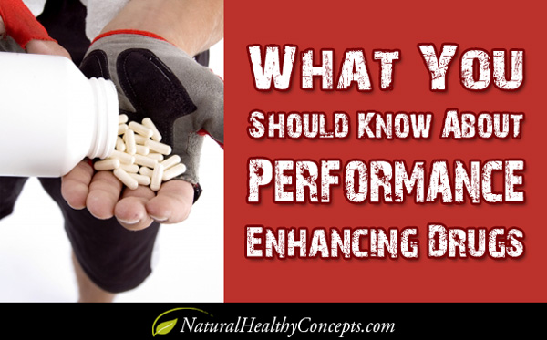 What You Should Know About Performance Enhancing Drugs (PED's)