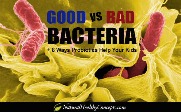 8 Ways Probiotics Help Your Kids