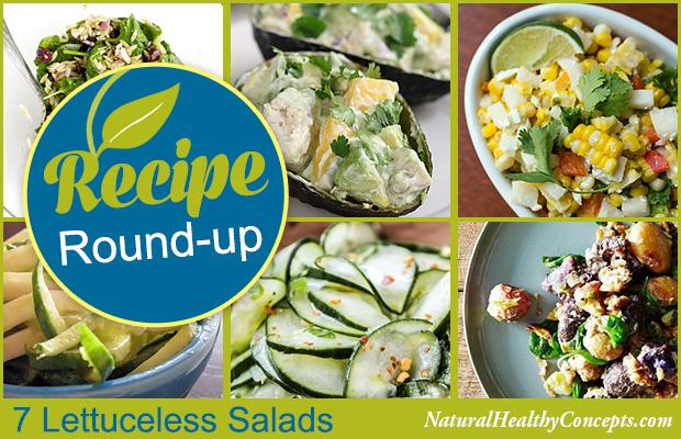 7 Fantastic Lettuceless Salads