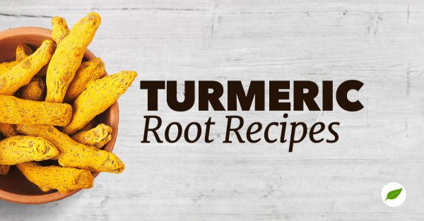 turmeric root recipes