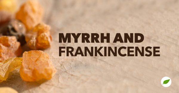 myrrh frankincense