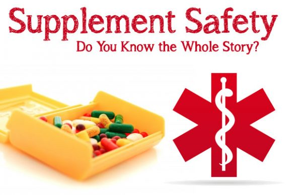 supplement safety study
