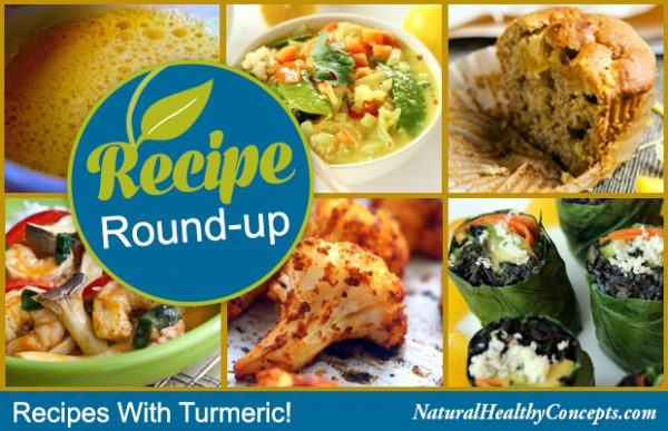 6 Golden Turmeric Recipes