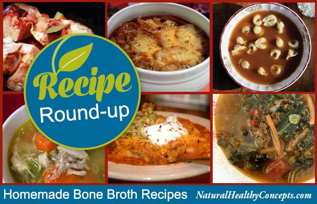 bone broth recipes