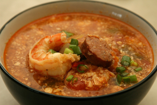 crockpot jambalaya soup
