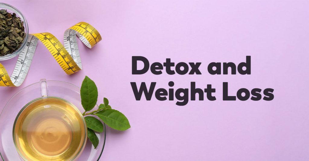 detox and weight loss