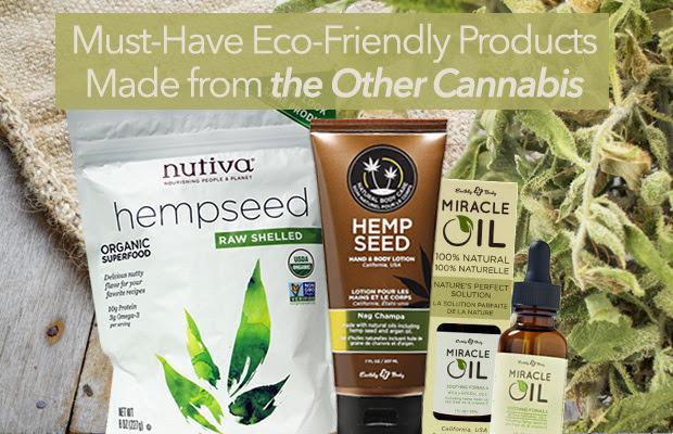 eco-friendly hemp products