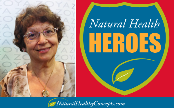 Zoya Reyzis - Natural Health Hero