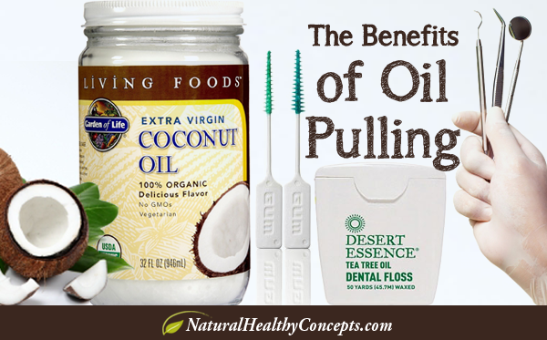 The Health Benefits of Oil Pulling!